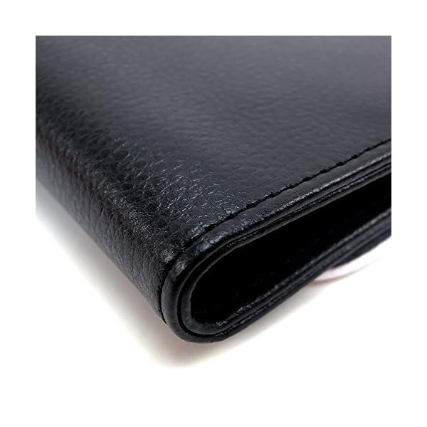 Lolapix - Cartera Mediana Personalizada con tu Foto, diseño o Texto, Original y Exclusivo. Simil Piel Color Negro 3