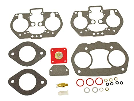 Empi 2364 Dellorto DRLA 36-40mm Carburetor Rebuild Tune Up Kit