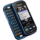 Sprint Samsung Exclaim M550 No Contract Phone Blue New