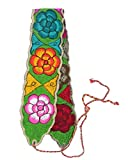 Mexican Embroidered Belt One Size Adjustable (Multi Design 12)