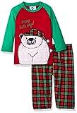 Bunz Kidz Boys' Happy Holla Days 2pc Pajama Set
