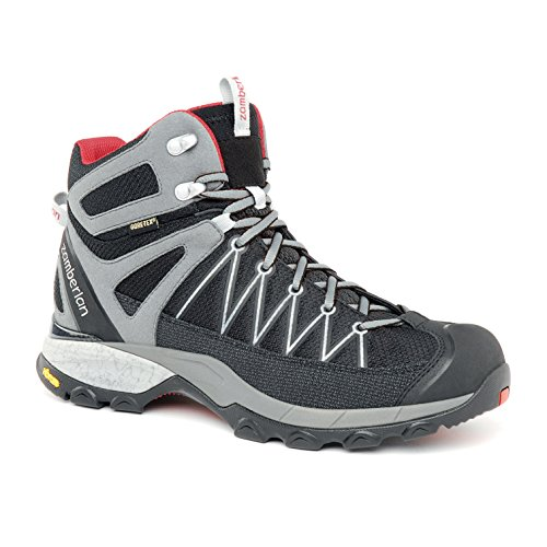 Zamberlan Mens 230 SH Crosser Plus GTX RR Hiking Boot Black/Grey cy6YnAFU7