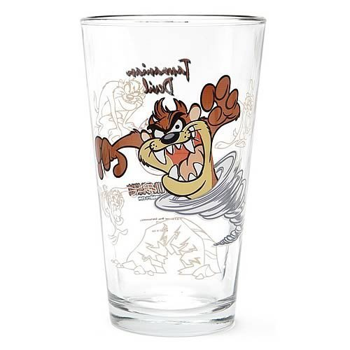 Looney Tunes Tazmanian Devil Toon Tumbler by PopFun Merchandising