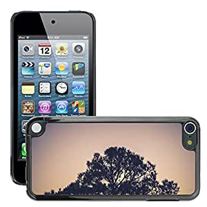 Super Stella Slim PC Hard Case Cover Skin Armor Shell Protection // M00421596 Plant Tree Nature Environment // Apple ipod Touch 5 5G 5th