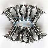 PA Stainless Steel Brake Disc Rotor Screws For Acura & Honda (Pack of 8)