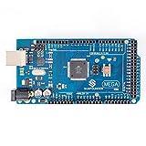 SunFounder Mega 2560 R3 ATmega2560-16AU Board Compatible with Arduino