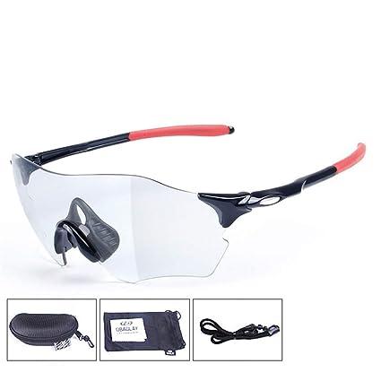 68828473f0 Amazon.com  Yzibei Color Sunglasses Color Polarized Sunglasses Men ...