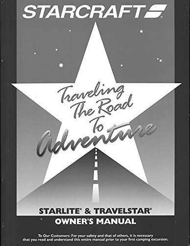 2001-starlite-travelstar-camping-popup-trailer-owners-manual-plastic-comb-