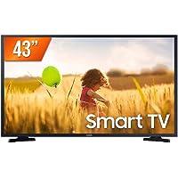 "Smart TV LED 43"" Full HD Samsung LH43BETMLGGXZD, 2 HDMI, 1 USB, Wi-Fi, HDR, Sistema Operacional Tizen e Dolby Digital…"