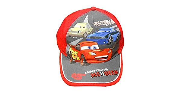 6d76479a0a7 Amazon.com  Cars Baseball Hat Age 2-8 Years  Clothing