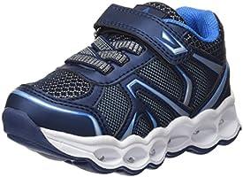 Beppi 2155100, Zapatillas de Deporte Exterior Niños, Azul (Marinho), 22 EU