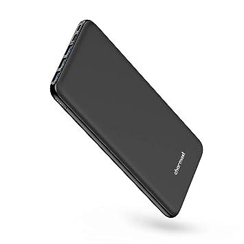 Charmast Batería Externa 26800mAh Cargador Portátil Type C Micro USB Slim con 3 Entradas 4 Salidas Powerbank para MacBook Nintendo Switch iPhone iPad ...