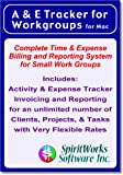 Activity & Expense Tracker for Workgroups for Mac [Download]