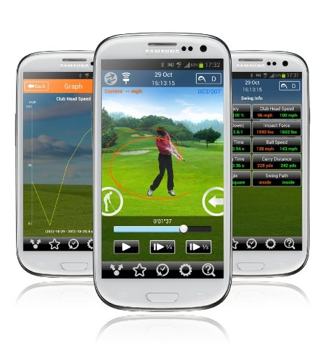 3bays Android Version Golf Swing Analyzer Golf Equipment