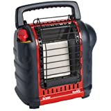 Mr. Heater F232000 MH9BX Buddy 4,000-9,000-BTU Indoor-Safe Portable Propane Radiant Heater