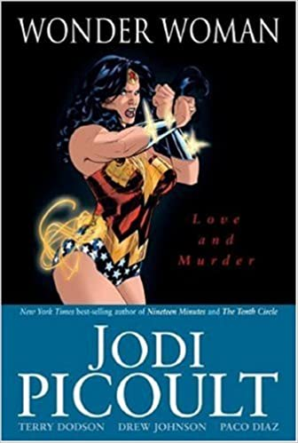 Image result for jodi picoult wonder woman