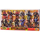 The Corps Deluxe Action Figure Playset, 12-Piece