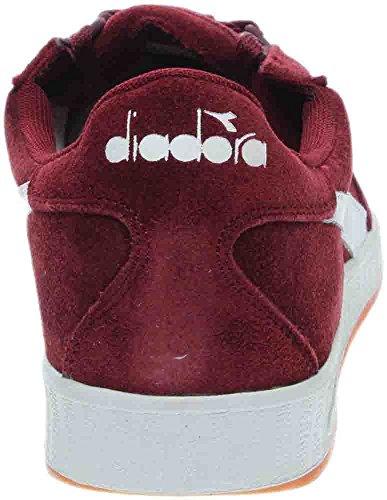 Diadora Uomo B. Scarpa Da Tennis Originale Tibetano Rosso / Bianco