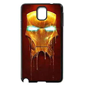 Personalized Custom Movie Series Iron Man Ideas Printed for Samsung Galaxy Note 3 Phone Case Cover--WSM-051203-051
