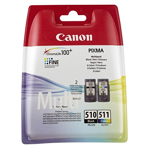 Canon Pixma MX350 2Pk Original Canon Printer Ink Cartridges