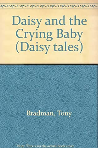 book cover of Daisy and the Crying Baby