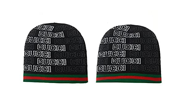 3fc10485712 Amazon.com  Gucci knit hat of gucci cap for women of girl whole stripe   Health   Personal Care