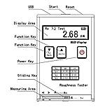 Handheld Digital Surface Roughness Tester Meter