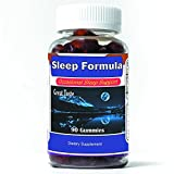 Sleep Support Gummies, Non Habit Forming Sleeping Gummies for Adults, Put in Mouth 10 Minutes Before Your Sleep time and You are Done Best Sleeping Supplement for Insomnia