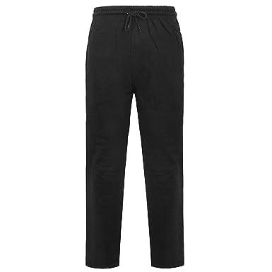 westAce - Pantalón Deportivo - Pantalones de chándal - para Hombre ...