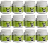 Tomlyn L-Lysine Powder for Cats and Kittens 1200g (12 x 100g)