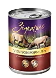 Cheap Zignature Venison Formula Canned Dog Food, 13 Oz Cans (12 Cans In A Case)
