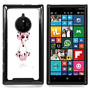 Bleeding Puppet - Evil Goth Caja protectora de pl¨¢stico duro Dise?ado King Case For Nokia Lumia 830