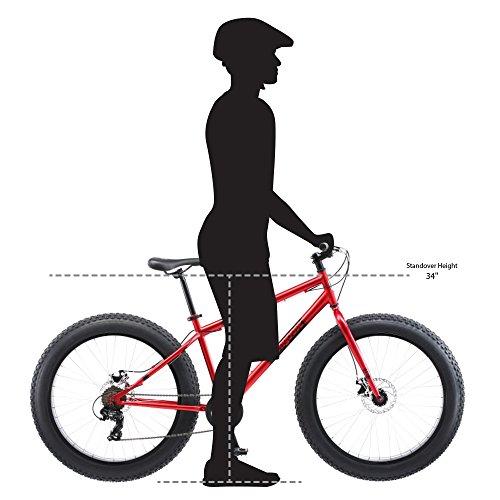Mongoose Dolomite 26 Men S Fat Tire Bike