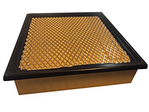 Cleenaire EAF1883 Premium High Capacity Engine Air Filter For Select Ford F Series Expedition Navigator's Replaces (Filter Ford Series)