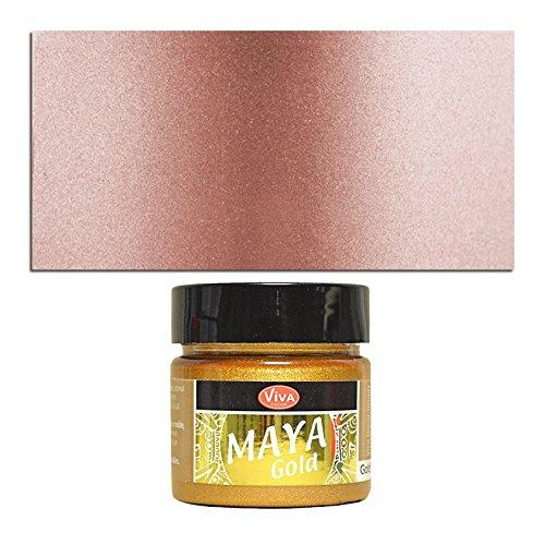 NEU Viva Decor Maya Gold 50 ml, Rosé-Gold