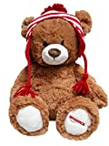 Gund Amazon 2015 Annual Collectible Bear, Brown/Red