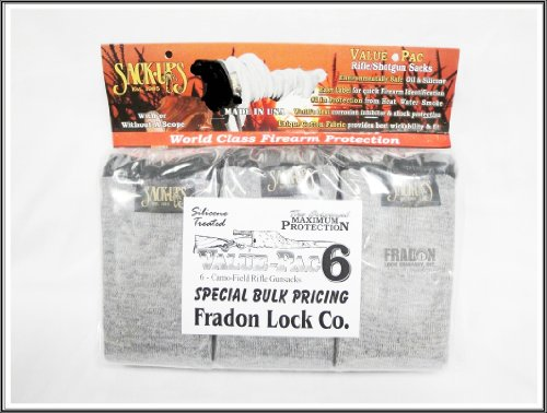 Sack Ups Gun Storage - 5