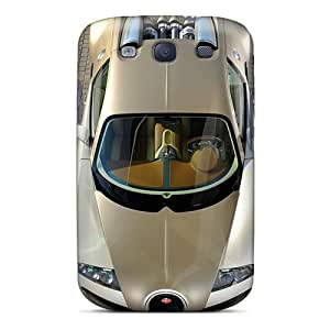 Top Quality Rugged Bugatti Veyron Case Cover For Galaxy S3