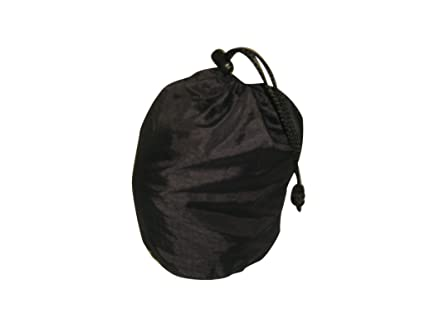 Tiny Stuff Sacks Drawstring Nylon Bag Perfect for Camping Gadgets Made in  USA (Black) b74ac778cdd31