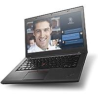 Lenovo ThinkPad T450 Business Ultrabook (14 HD Display, i5-5300U 2.3GHz, 4GB RAM, 128GB SSD, Window 10 Pro ) - BLACK