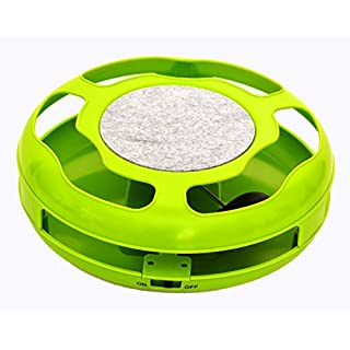 Iconic Pet Mouse Rush Interactive Toy