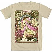 My Little Pony Fluttershy Nouveau Mens t-shirt