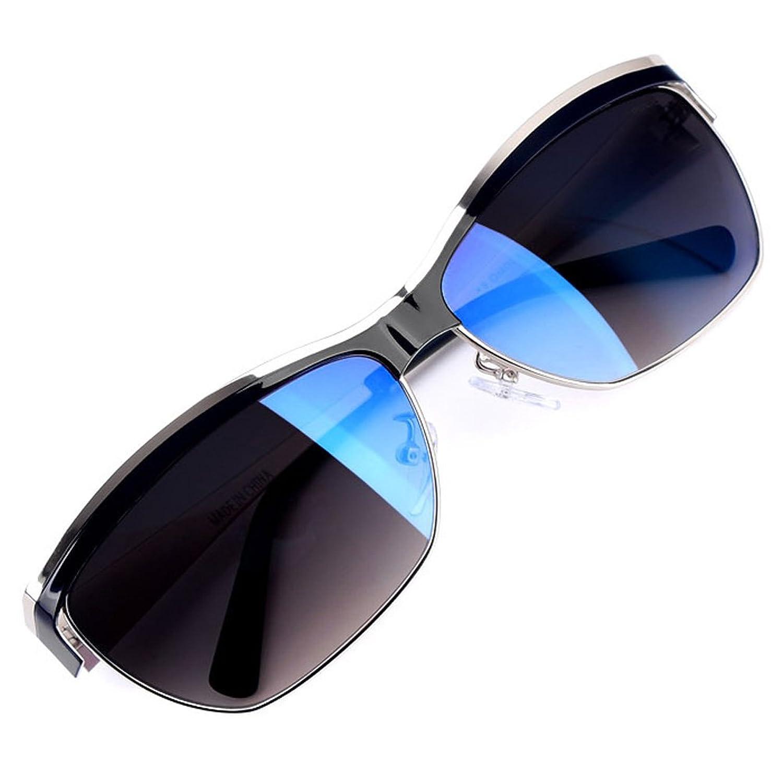 Police Sunglasses Unisex Steel Frame Lens S8764-S40