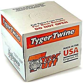 1 Ply Tyger Polypropylene Tying Twine, 145 Lb Tensile 8,500 Ft.