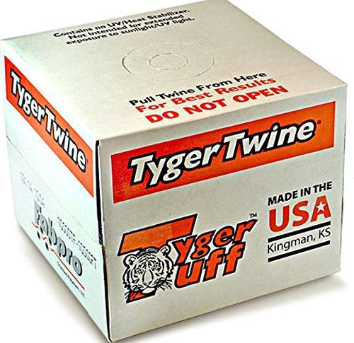 1 Ply Tyger Polypropylene Tying Twine, 145 Lb Tensile 8,500 (Tying Twine)