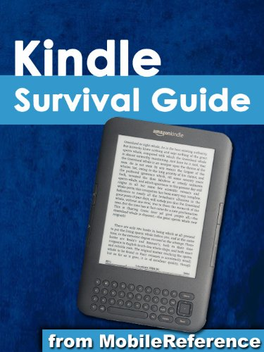 kindle survival guide step by step user guide for kindle 3 using rh amazon com kindle paperwhite 3 user manual kindle 3 user's guide 3rd edition