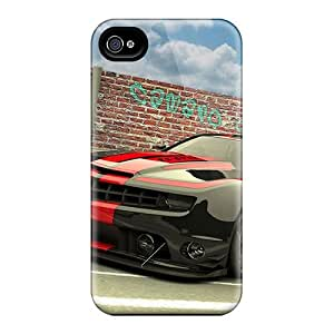 Scratch Resistant Hard Cell-phone Cases For Iphone 4/4s (Tvi18223Jfdc) Provide Private Custom High-definition Bmw Pictures