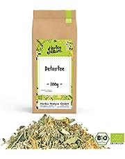 BIO Detox Tee, Kräuterteemischung, 100g