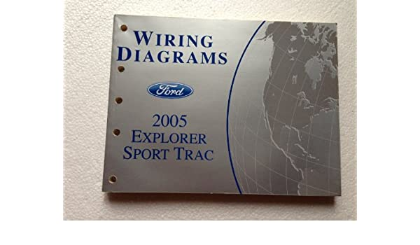 2005 Ford Explorer Wiring Diagram