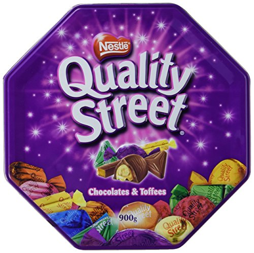 Nestle Quality Street Chocolates 900g -